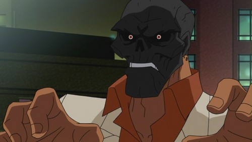 Black Mask-His Breaking Point Has Been Reached!