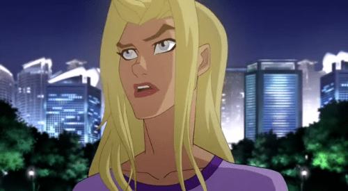 Supergirl-A Nice, Quiet Evening In Metropolis!
