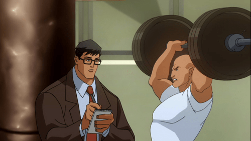 Clark Kent-Interviewing The Insanity Of Lexy Boy!