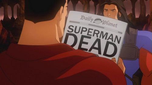 Samson-Knowing Of Supes' Fate!