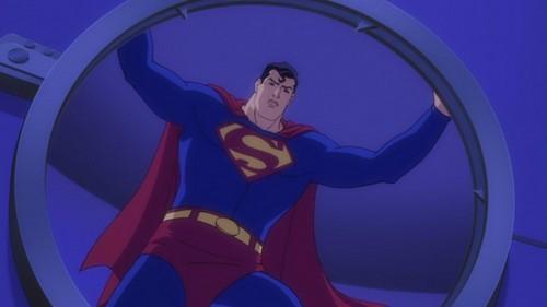 Superman-Quintum Shall Live!