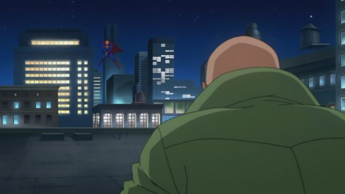 Lex Luthor-Consider Yourself Grounded!