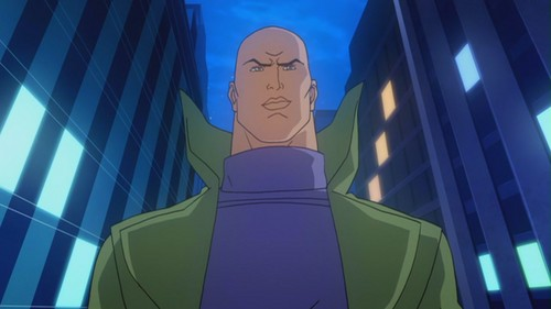 Lex Luthor-Everyone Will Bow Down To Me!