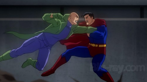Superman & Lex Luthor-The Final Throwdown!