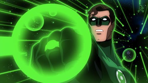 Hal Jordan-Enacting On Arisia's Plan!