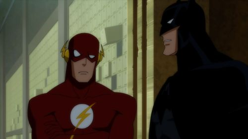 Batman & The Flash-He Ain't Got 'Jack' On Us!