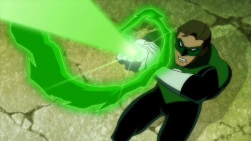 Green Lantern-Deeper And Deeper Towards Danger!