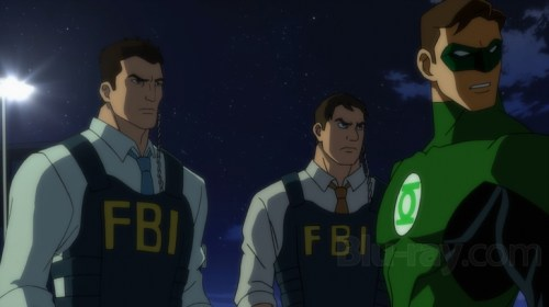 Green Lantern-Vicious Hostage Situation Ahead!