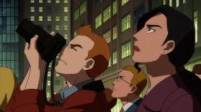 Jimmy Olsen & Lois Lane-Just Here In Metropolis!
