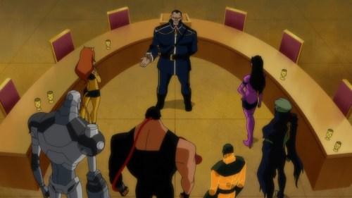 Legion Of Doom-Molded Towards Higher Evil!
