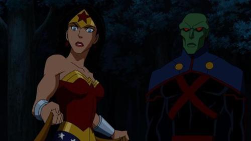 Wonder Woman-The Lasso Meets An Unexpected Dead End!