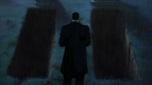 Bruce Wayne-What Happened To My Parents' Graves!