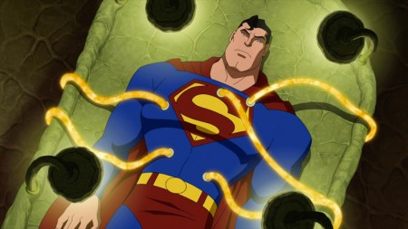 Superman-An 'Elite' Recovery!