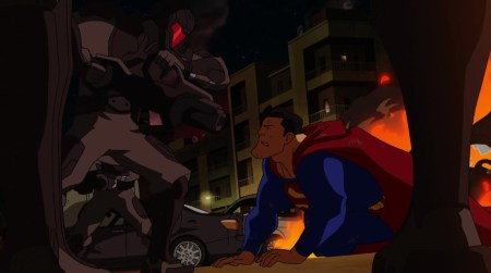 Superman-At Pokolistan's Mercy!