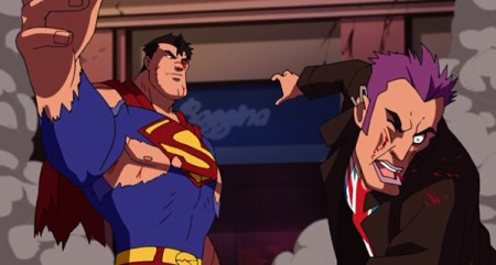 Superman-Consider Yourself Defeated M.B.!
