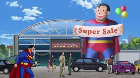 Superman-No Use In Convincing The Elite!