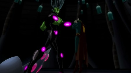 Brainiac-You're Pathetic, Kryptonian!