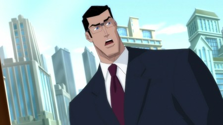 Clark Kent-Saved Lois From The Office SleezeBag!