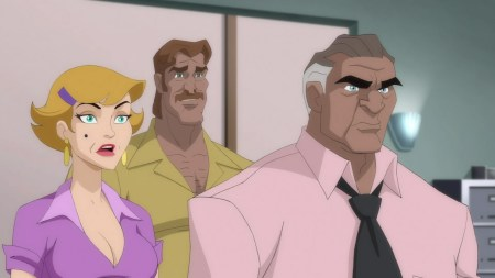 Daily Planet-Kitty & Steve & Perry, Oh My!