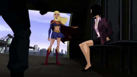 Supergirl-Consider Yourself Saved Lois!