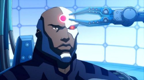 Cyborg-Regeared While Relieved Of Duty!