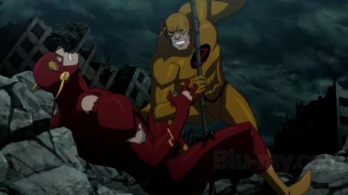 Flash-A Strickening Blow!