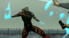 Kaldur'ahm-Part Of Aquaman's Posse!