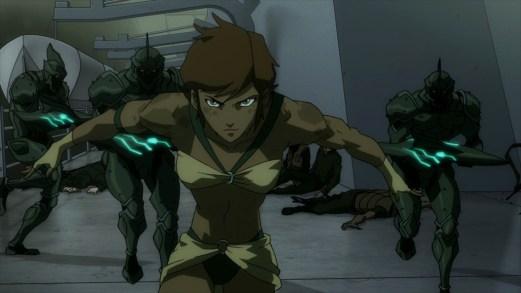 Tula-Part Of Aquaman's Posse!
