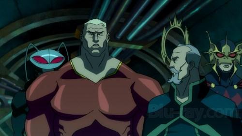 Aquaman-Battle Preparations!