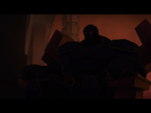 Darkseid-Let The Invasion Begin!