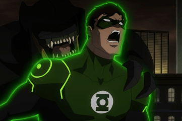 Green Lantern-Ambushed!
