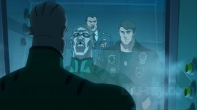 Hal Jordan-Not The Fateful Encounter With Abin-Sur That We Know Of!
