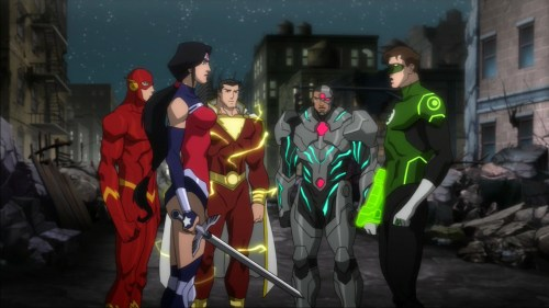 Justice League-GL's Got A Plan!