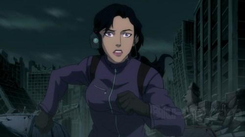 Lois Lane-On The Run!