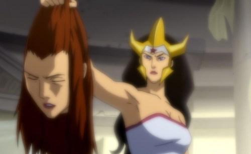 Wonder Woman-Death To Mera!