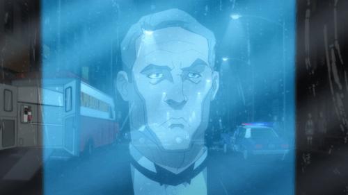Alfred-My Lone Scene!
