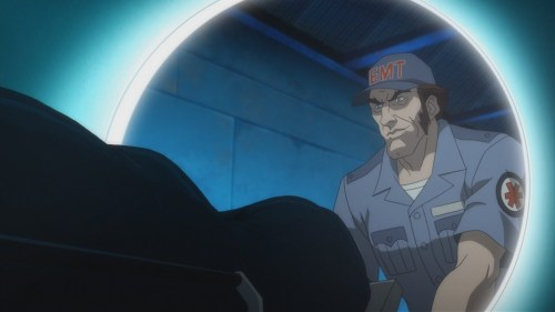Captain Boomerang-Creeping In With A Not-Corpse!