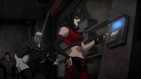 Harley Quinn-Helps On Being A Former Employee!