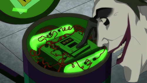 Joker-Countdown To Mass Homicide!