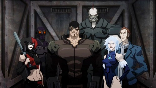 Suicide Squad-The Gang's All Here!