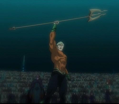 Aquaman-Arise, Atlantean King!