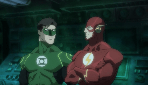 Green Lantern & Flash-Brave & Bold, Indeed!