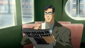 Clark Kent-Scooping Down In Fawcett!