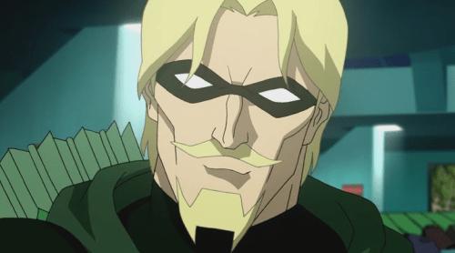 Green Arrow-The Best Bodyguard Ever!