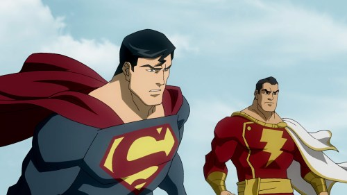 Superman & Captain Marvel-United As One!