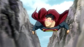Superman-Must Curb The Tide!