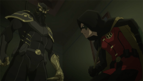 Robin & Talon-Struggle Between Justice & Vengeance!
