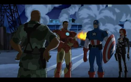 Avengers-Mission Failed!
