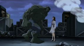 Betty Ross-Taming The Gamma Beast!