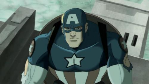 Captain America-Don't Count Me Out, Kleiser!